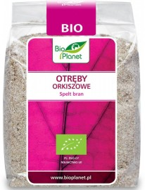 Otreby orkiszowe bio 150g- Bio Planet