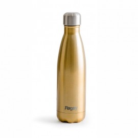 Butelka Rags'y fashion bottle 750ml | Gold Champagne