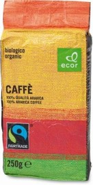 Kawa mielona 100% Arabica Fair Trade BIO 250 g