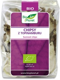 Chipsy z topinamburu BIO 50g- BIO PLANET