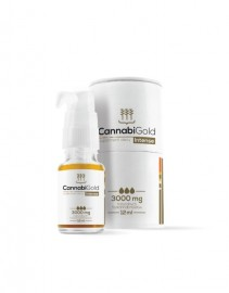 CannabiGold Intense 30% (3000 mg) CBD 12 ml