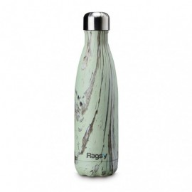 Butelka Rags'y fashion bottle 500ml | Azure Wood