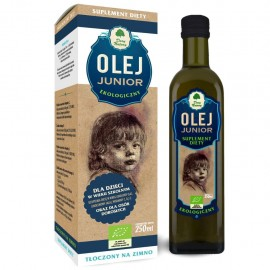 Olej junior  Eko 250ml- Dary Natury