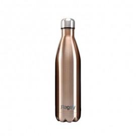 Butelka Rags'y fashion bottle 750ml | Platinium Gold