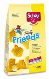 Milly friends- herbatniki bezglutenowe 125 g