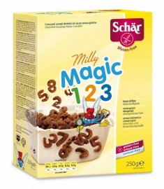 Milly magic- chrupki kakaowe bezglutenowe 250 g